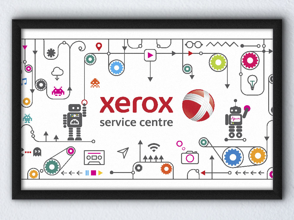Xerox Wallpaper